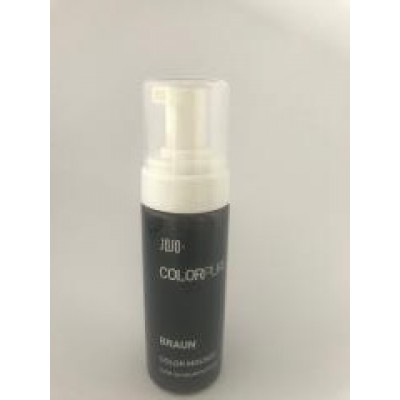Color Mousse Bruin 150ml