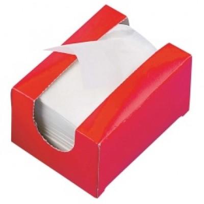 Permanent Papier Rode Doosje 1000 vel