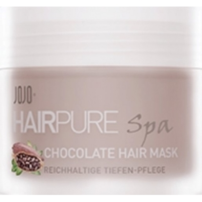 Straight Chocolate Hair Mask 150ml